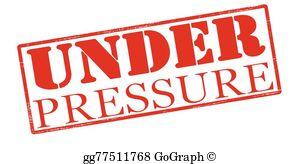 Under Pressure Clip Art.