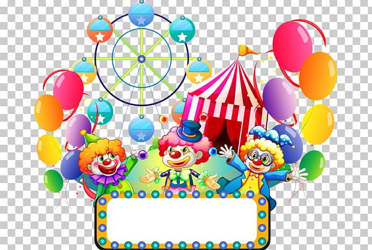 Circus Clown Graphics Under The Big Top PNG, Clipart, Area.