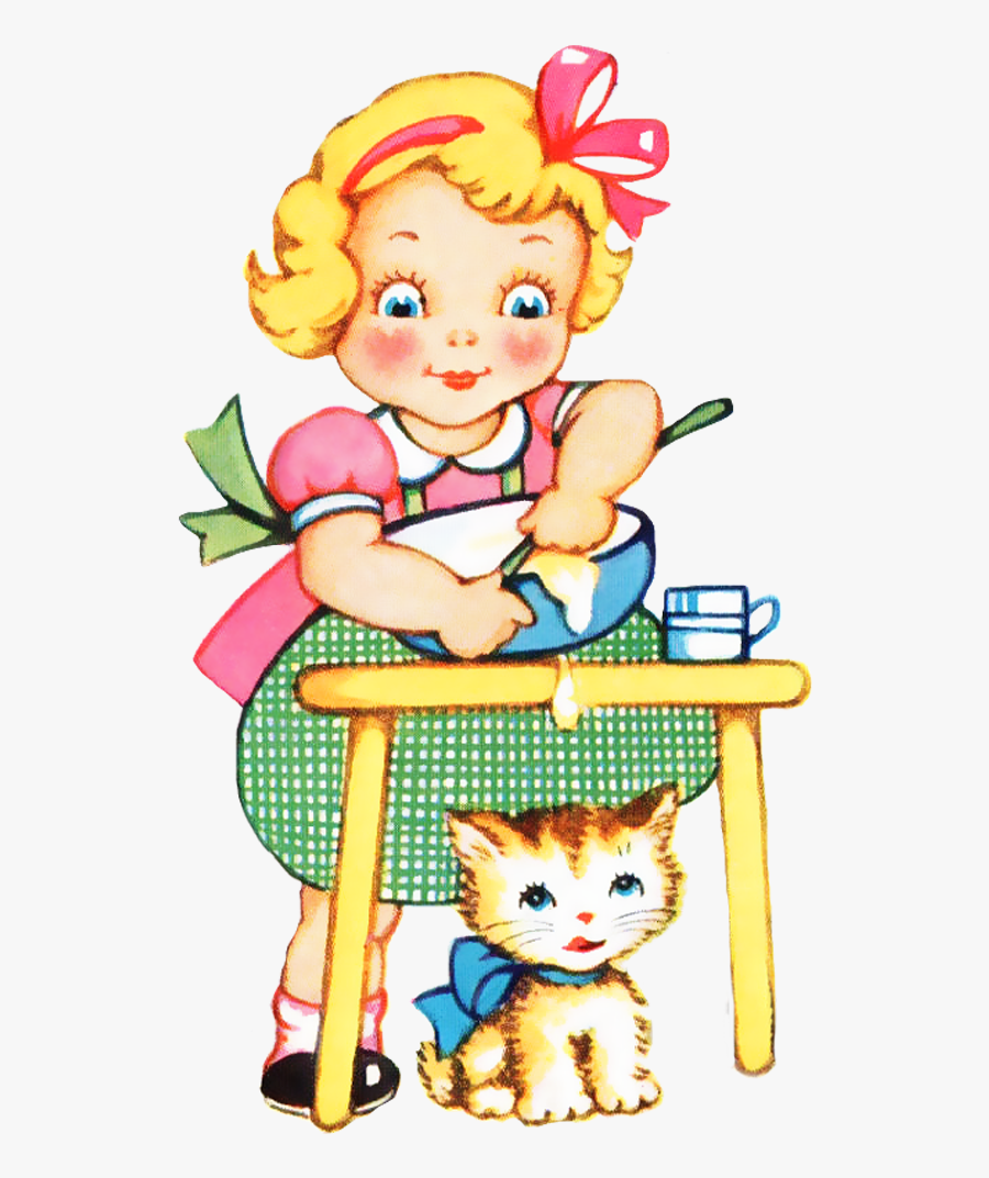 Angel Clipart Kitchen.