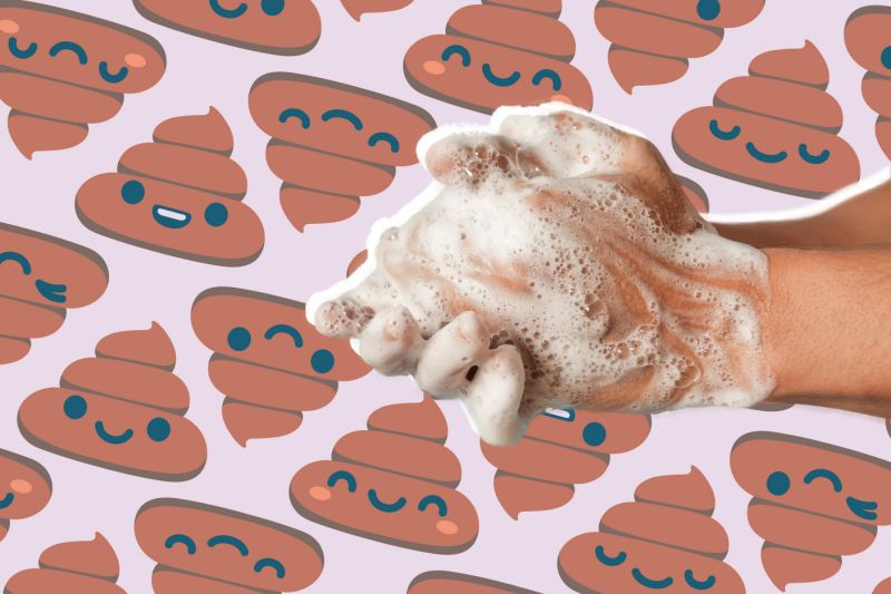 Not Washing Your Hands After You Poop Is More Dangerous Than.