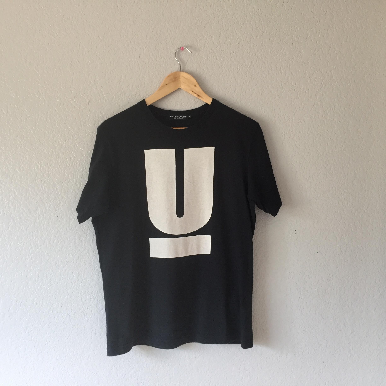 Undercover U Logo T.