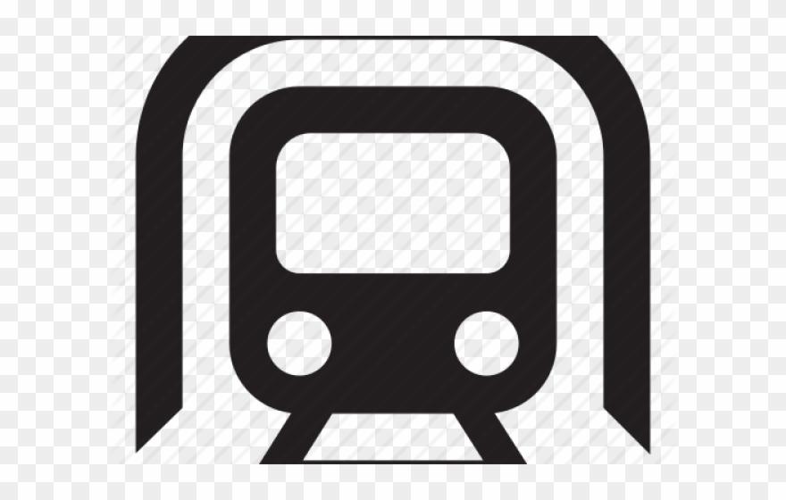 Underground Clipart Subway Train Station.