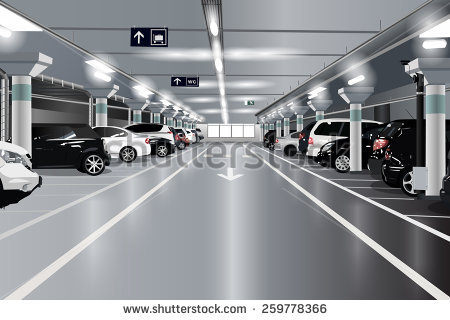 Underground Garage Stock Vectors & Vector Clip Art.