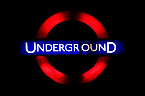 London Underground Logo.