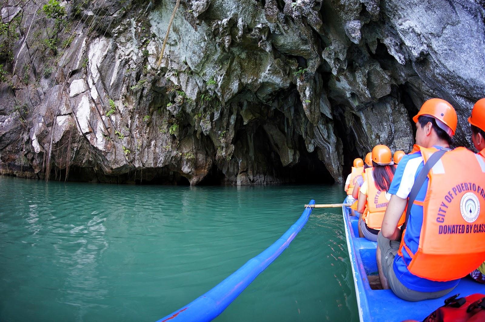 Puerto Princesa Underground River.