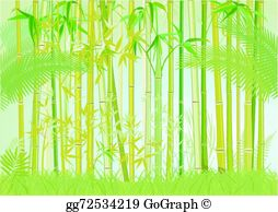 Forest Undergrowth Clip Art.