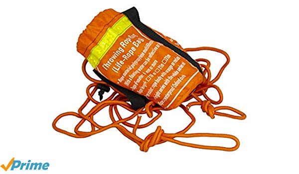Amazon.com : CPR Savers Throw Bag with 50 ft (15 Meters.