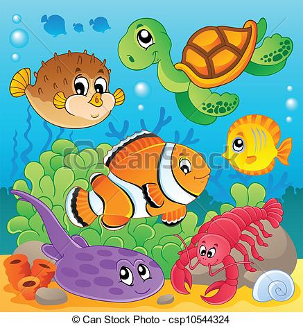 Undersea Illustrations and Clip Art. 4,096 Undersea royalty free.