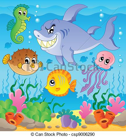 Undersea Illustrations and Clip Art. 3,864 Undersea royalty free.