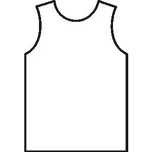 34 Awesome Basketball Jerseys Clipart.