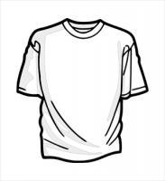 Undershirt Clipart.