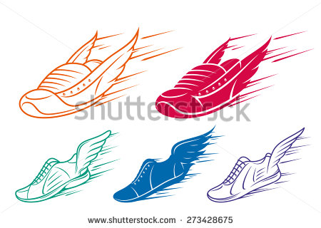 """""""winged Foot"""" Stock Photos, Royalty."""