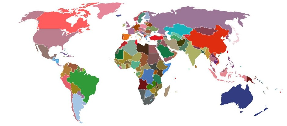 awesome maps that will help you understand the world.