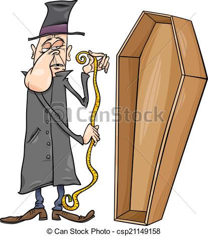 Undertaker Illustrations and Clip Art. 827 Undertaker royalty free.