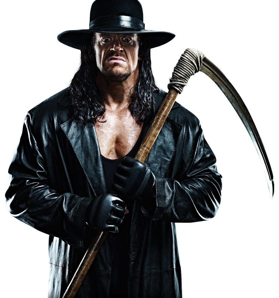 Clipart of the undertaker.
