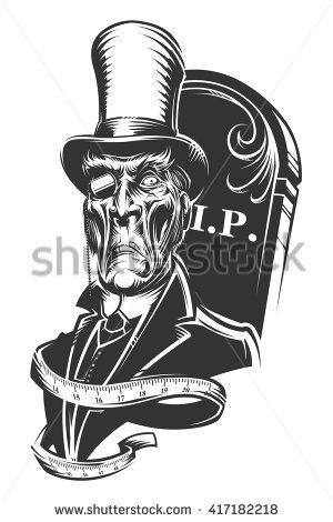 Undertaker Stock Photos, Royalty.