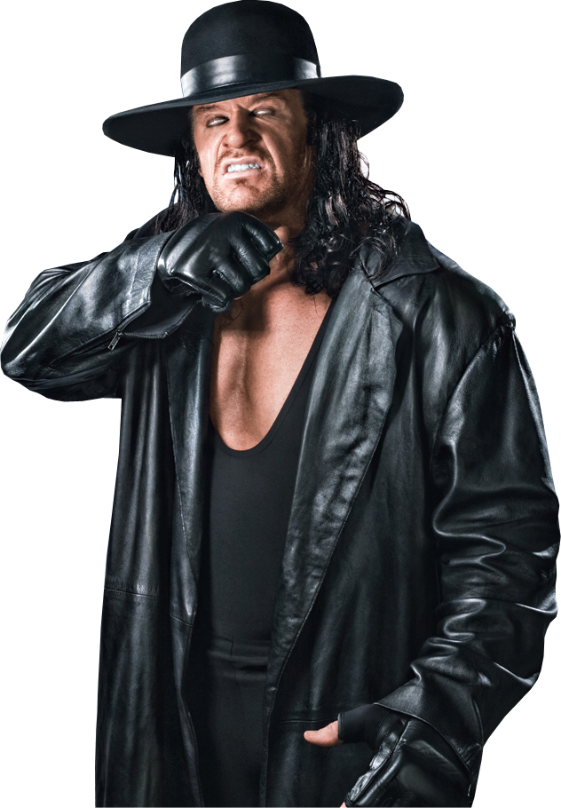 The Undertaker PNG Images Transparent Free Download.