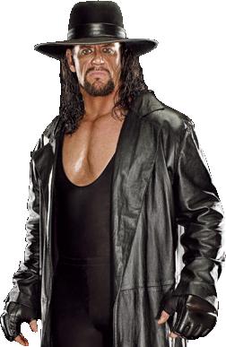 Undertaker PNG Transparent Images.