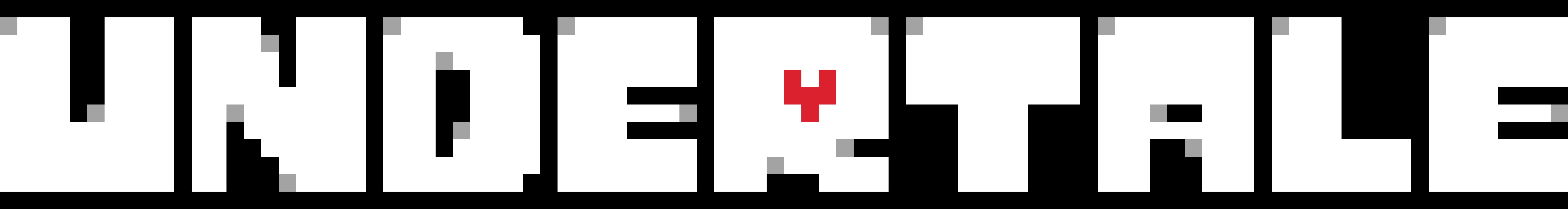 Undertale Logo.