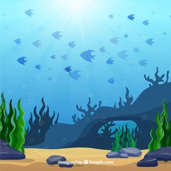 Underwater Vectors, Photos and PSD files.