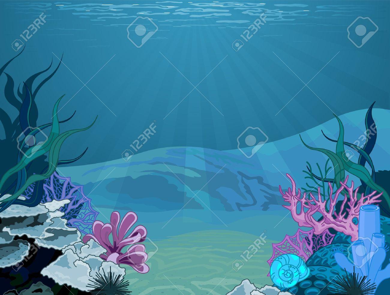 underwater clipart ima...