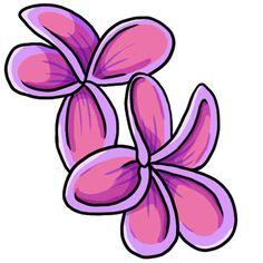 Clip Art Butterflies And Flowers.