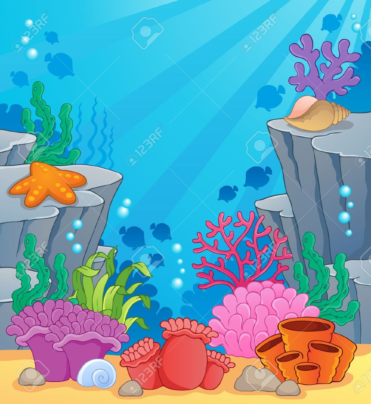 Underwater ocean clipart 20 free Cliparts | Download ...