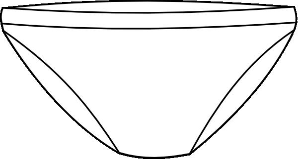Underpants Clipart.