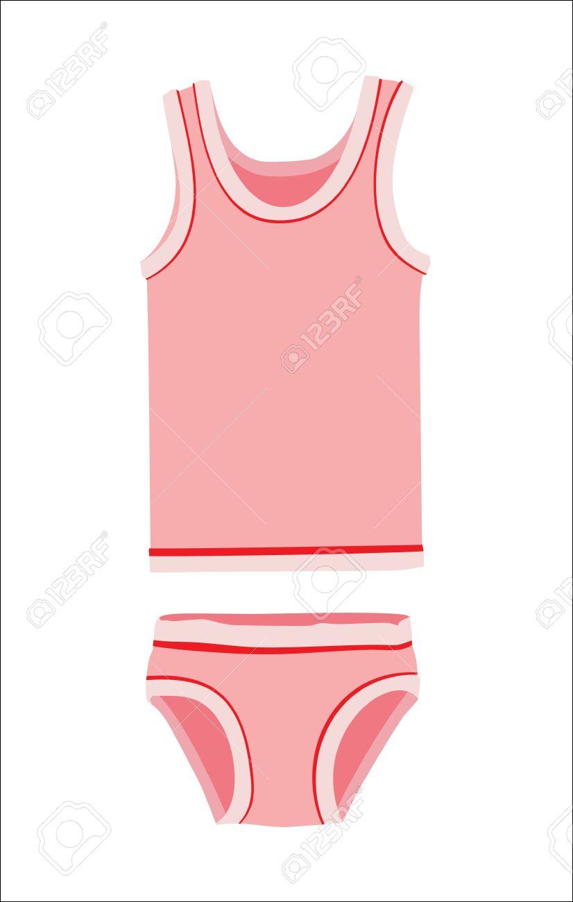 Girl undies clipart 6 » Clipart Station.