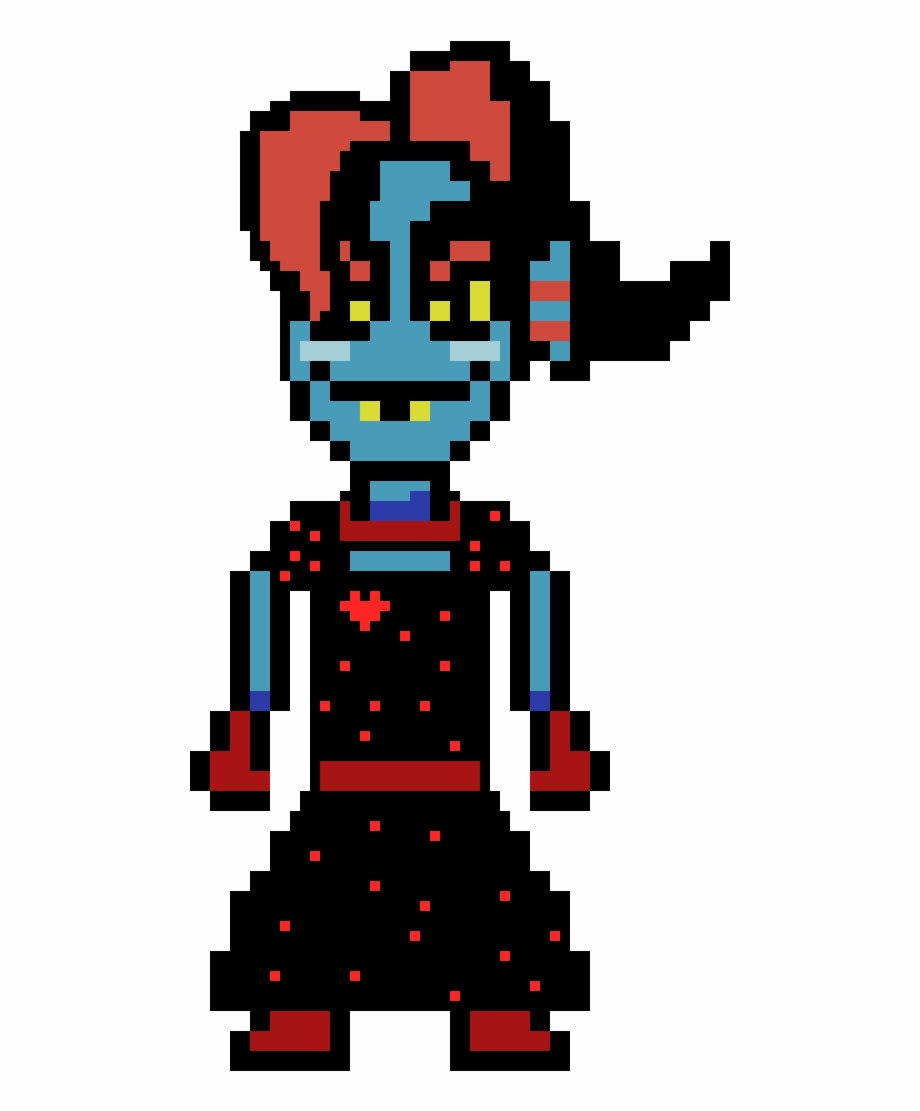 Party Undyne.