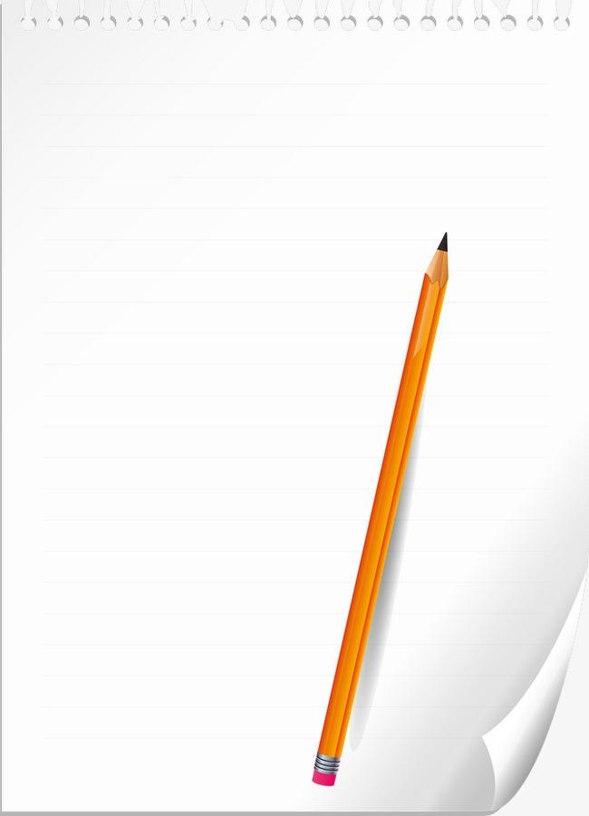 Crayon De Papier Clipart.