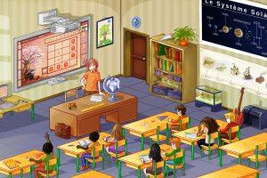 Salle de classe clipart 13 » Clipart Station.