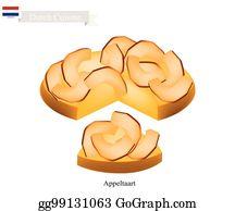 Tarte Aux Pommes Clip Art.