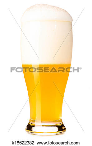Stock Photo of fresh unfiltered beer k15622382.