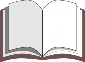 Open Book Clip Art Download.