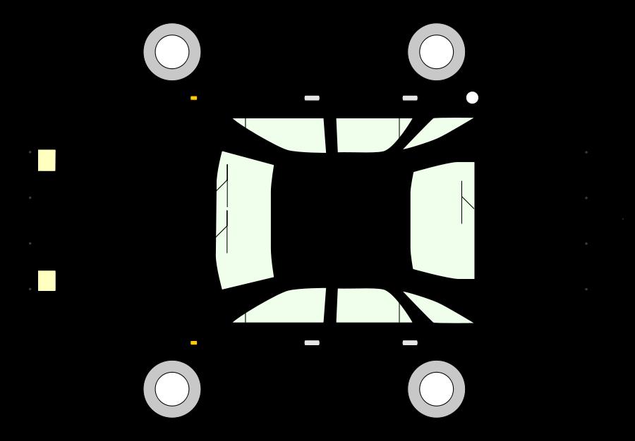 unfolded car Clipart, vector clip art online, royalty free design.