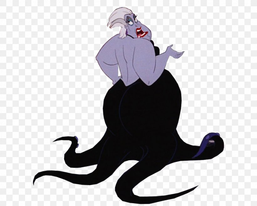 Ursula Poor Unfortunate Soul: A Tale Of The Sea Witch.