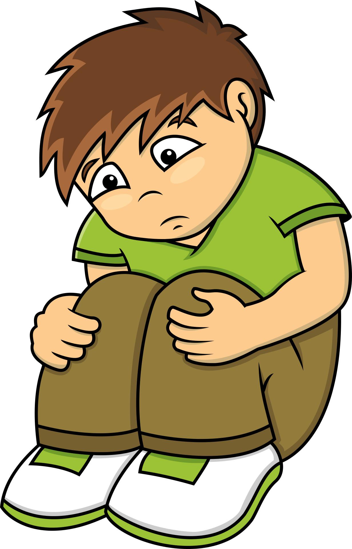 unhappy boy clipart - Clipground