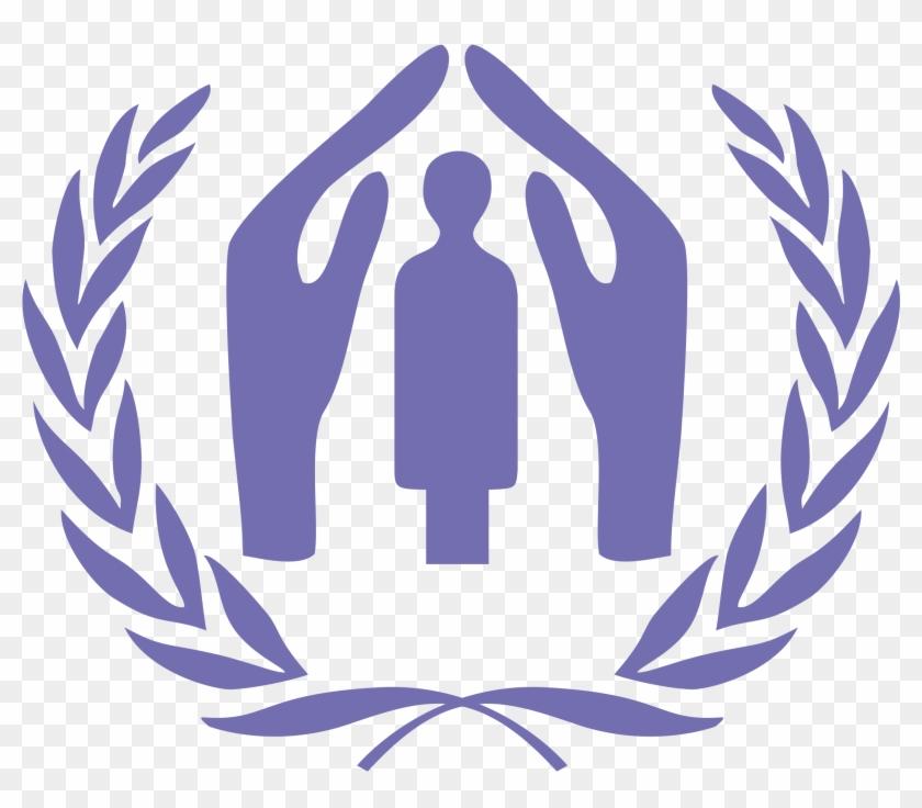 Unhcr Logo Png.