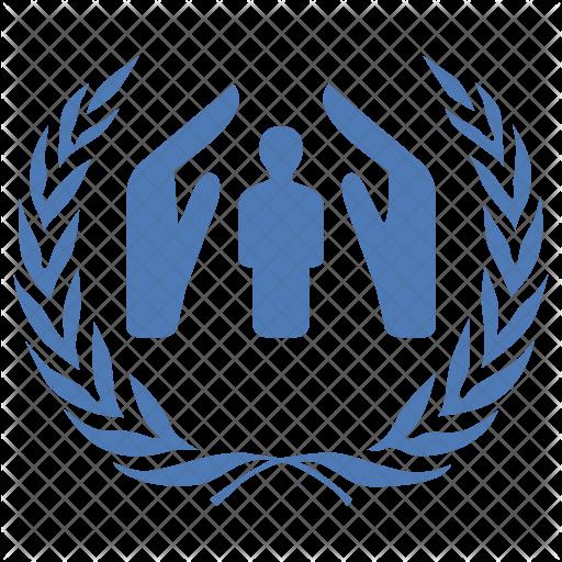 Unhcr Icon.