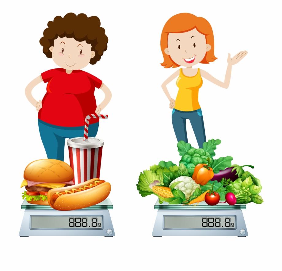 Junk Food Health Clip Art.