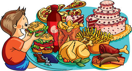 16,377 Unhealthy Eating Stock Vector Illustration And Royalty Free.