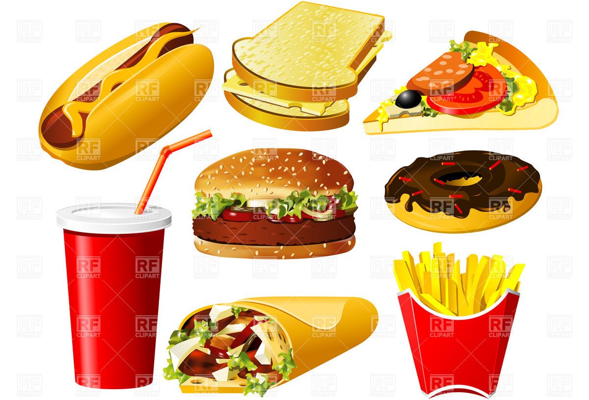Best Junk Food Clipart #16424.