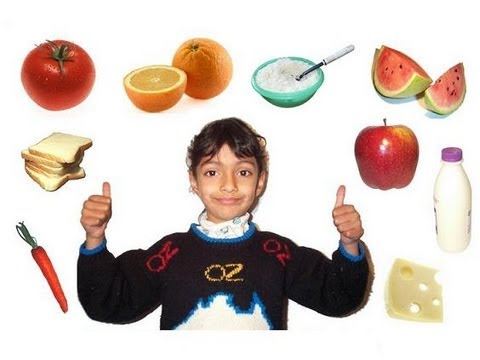 Lesson 15: Learn the Healthy and Unhealthy Foods for Kids! (with.
