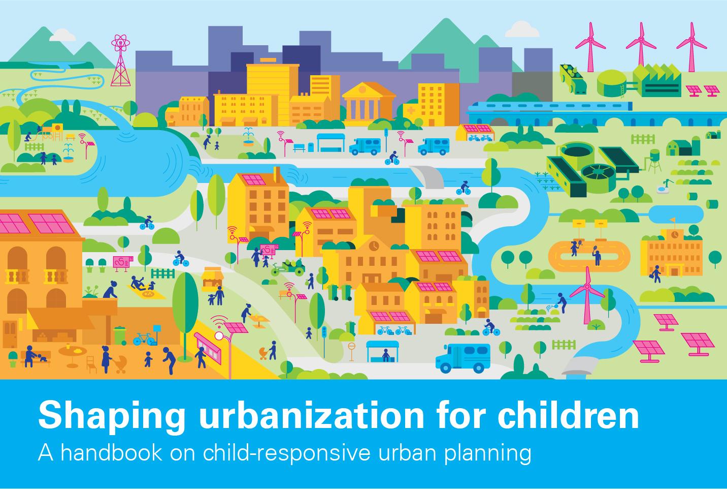 ISOCARP collaborates with UNICEF.