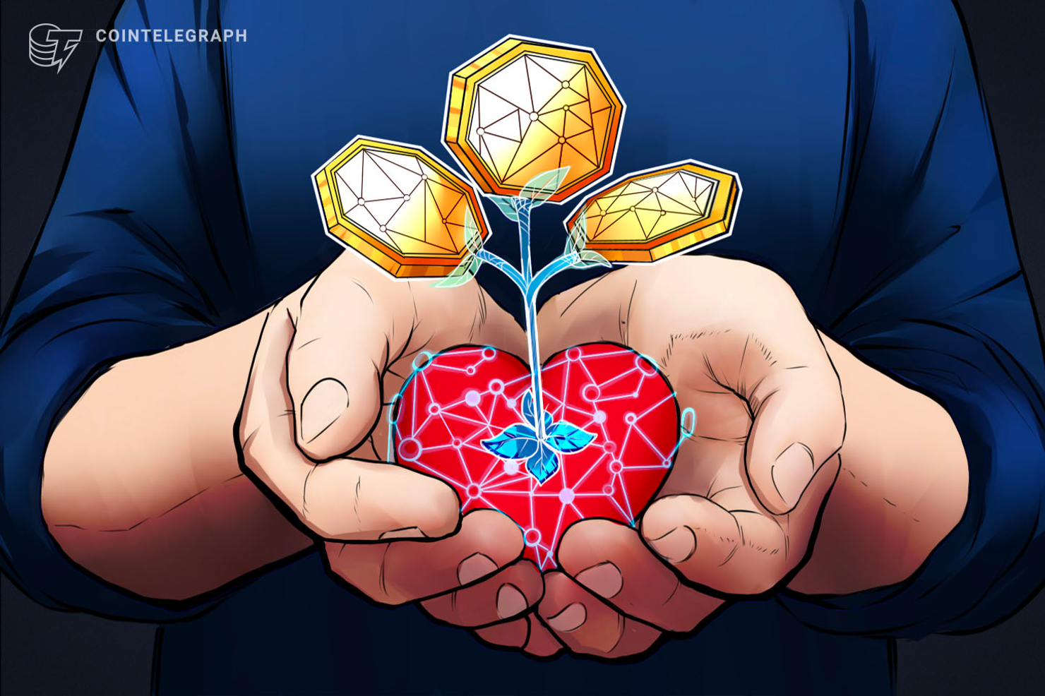 UNICEF Launches Cryptocurrency Fund Supported by Ethereum.