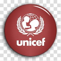 Badge Icons SE , Unicef transparent background PNG clipart.