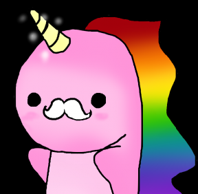 Unicorn And Rainbow Clipart.