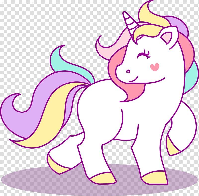 Unicorn illustration, Unicorn Drawing Paper Legendary.