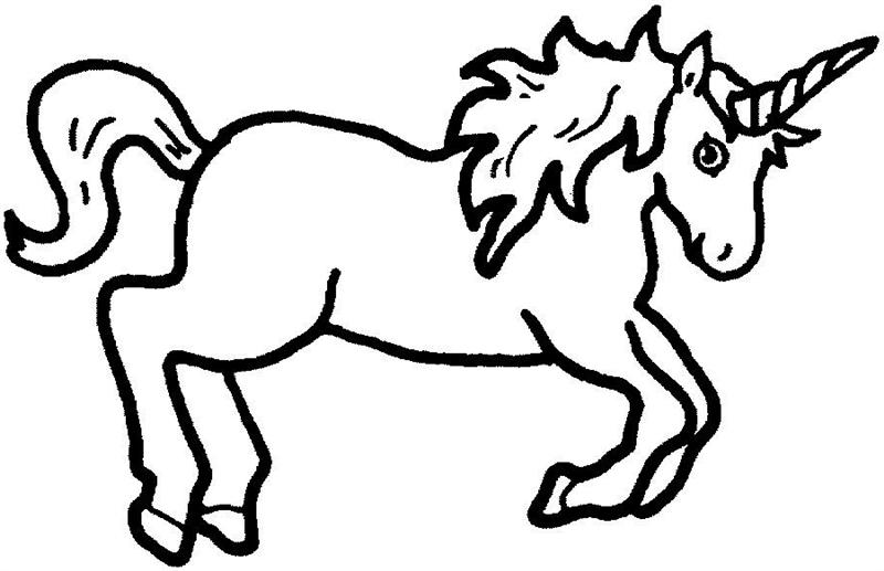Unicorn black and white unicorn clip art black and white.